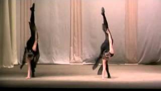 Современная хореография,малые формы - Иллюзия