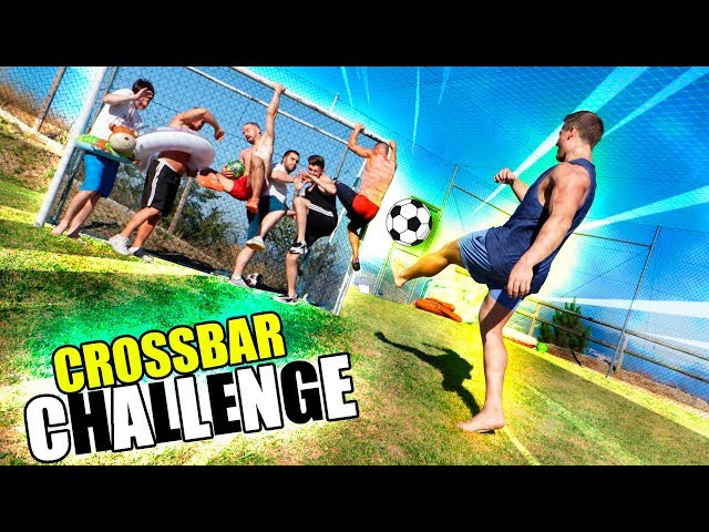 CROSSBAR CHALLENGE !! C/GRUPO VSKI