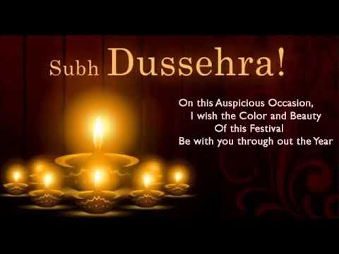 Happy Dussehra............. All Friends