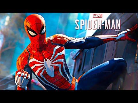 SPIDERMAN - Pelicula Completa Español HD 1080p | El Hombre Araña (Marvel's Spider-Man PS4 2018)