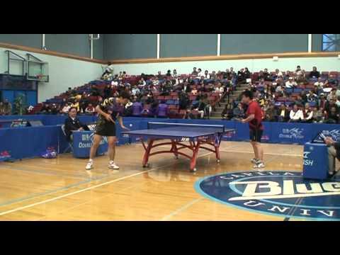 (SF) LIU JiKang vs WANG Zheng (4) - 2010 Double Fish Canada Open