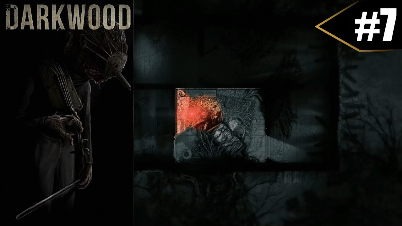Darkwood Part 7 Old Woods   Creepy House   Walkthrough  No     Darkwood Part 7 Old Woods   Creepy House   Walkthrough  No Commentary