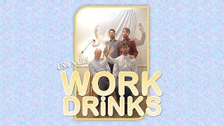 Usa Nails   Work Drinks