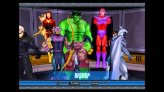 Marvel Ultimate Alliance PC Walkthrough Part 1: Selections and Getting Started