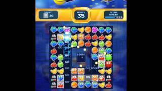 Pac-Man Puzzle Tour level 42 Gameplay Walkthrough