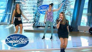 DSDS 2019 | Gruppe 06 | Toni, Natali, Stephanie mit