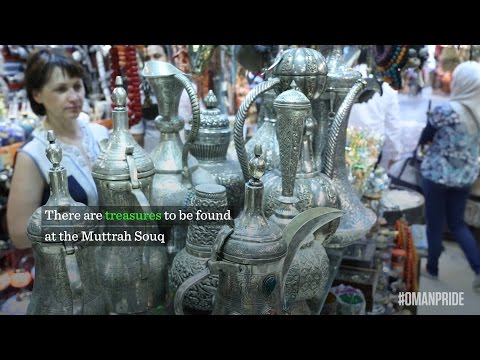 The Treasures of Muttrah Souq