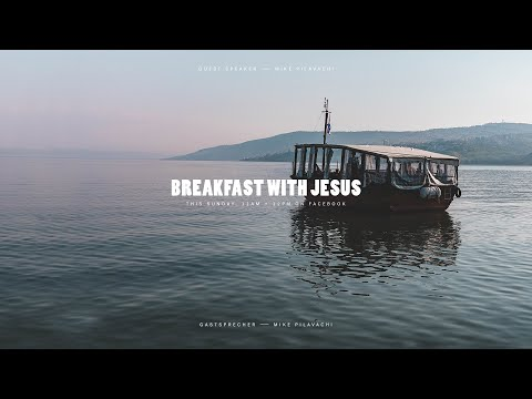 Breakfast with Jesus (Mike Pilavachi)