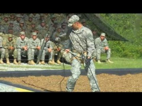 WATCH: Fort Benning Graduation - Rangers in Action demonstra