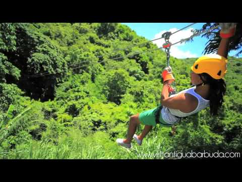 ANTIGUA BARBUDA - The beach is just the beginning - tourism promo 2013