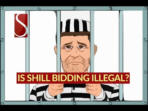What Is Shill Bidding