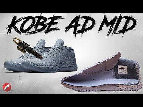 Nike Kobe A.D. Mid DISMANTLED!