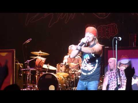 BRET MICHAELS (LIVE) TALK DIRTY TO ME from STATE THEATRE NEW BRUNSWICK NJ 04/17/15