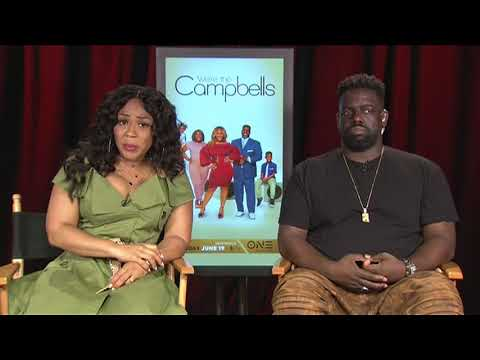 We're The Campbells: Get To Know Erica & Warryn Campbell