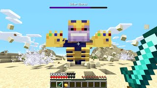 SUPERHERO MOBS Invaded Minecraft!
