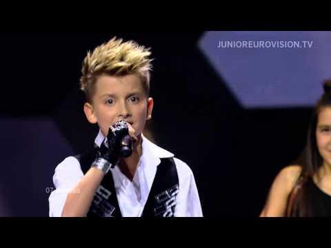 Ilya Volkov - Poy so Mnoy (Belarus) - LIVE - Junior 2013