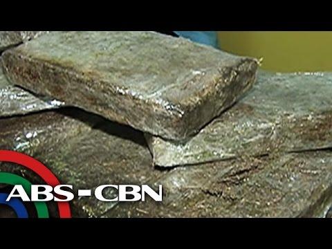 UKG: 10 bloke ng marijuana, nakita sa terminal ng bus