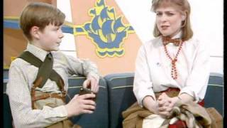 The Box of Delights on Blue Peter 19th Nov 1984