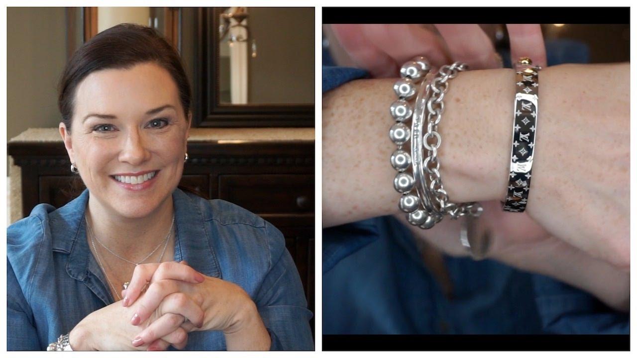 Louis Vuitton Nanogram Bracelet Review