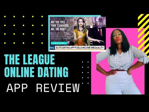 The League Online Dating App Review (For Elite Singles?)
