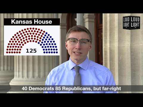 The 2019-2020 Kansas State Legislature Explained