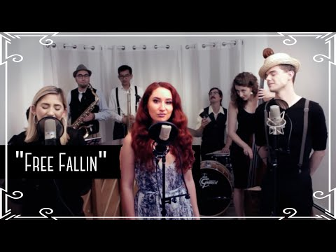 'Free Fallin'' (Tom Petty) Cover by Robyn Adele Anderson feat. Brielle Von Hugel and Von Smith