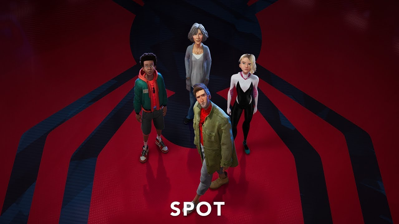 "SPIDER-MAN: A NEW UNIVERSE - Command Lego 30"" - Ab 13.12.18 im Kino!"