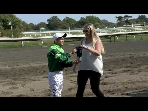 video thumbnail for MONMOUTH PARK 9-22-19 RACE 2