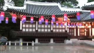 Voyage Séoul Corée du sud