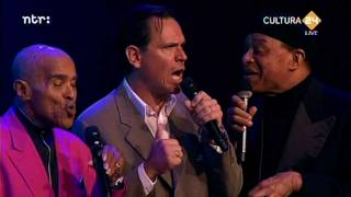 Jarreau, Hendricks, Elling & Metropole Orchestra - Going to Chicago - NSJ  10-07-11 HD