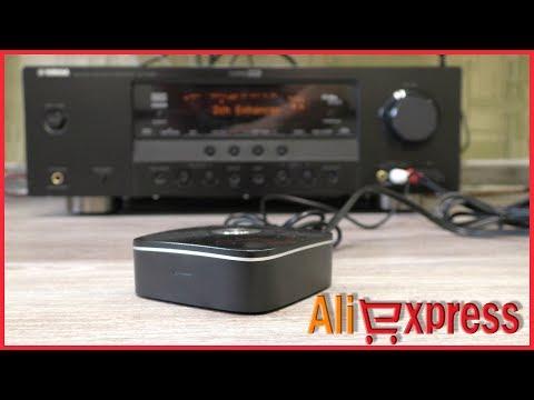 Bluetooth-адаптер Ugreen 30445 на AliExpress для беспроводной передачи звука.