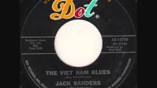 Jack Sanders - The Viet Nam Blues
