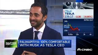 Chamath Palihapitiya on Elon Musk and Tesla