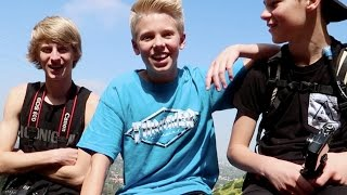 HIKING TO THE TREE OF LIFE w/ Jackson Lueders & Hayden Summerall