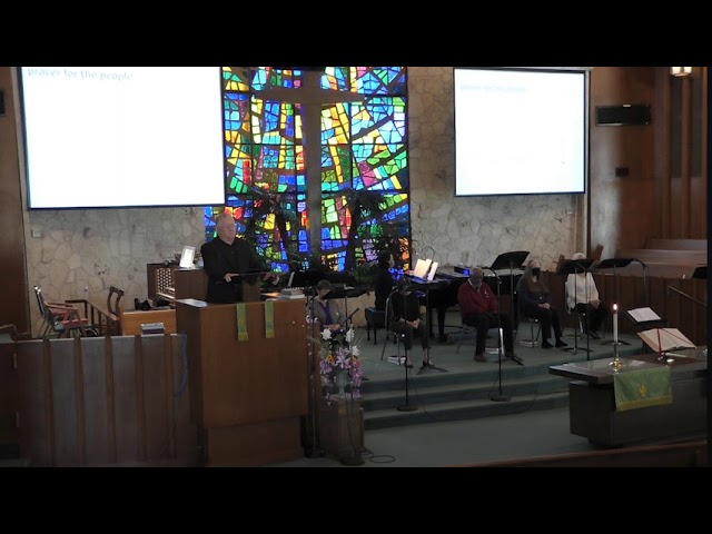 Worship Service - January 17, 2021 - You're Too Far Gone
