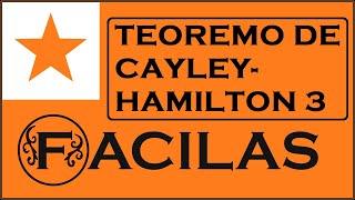 CAYLEY HAMILTON 3 (ESPERANTO)