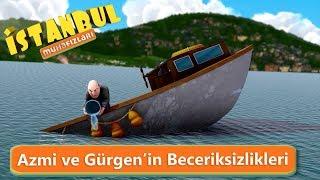 Video İstanbul Muhafızları - Komik Sahneler - Azmi ve Gürgen'in Beceriksizlikleri download MP3, 3GP, MP4, WEBM, AVI, FLV Juni 2018