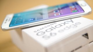 Galaxy S6 Edge - Unboxing & Hands On!