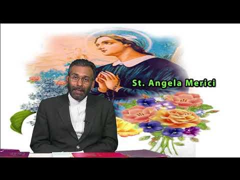 Daily Saint January 27 St.Angela Merici