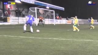 Ramsbottom United v Blyth Spartans - 19th March 2015