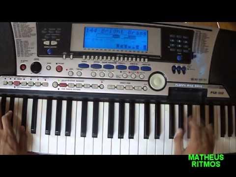 ritmos para teclado yamaha psr 550