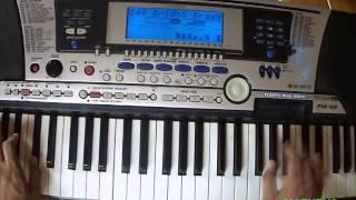 Solos Kit ilusão Matheus Ritmos teclado yamaha psr 550