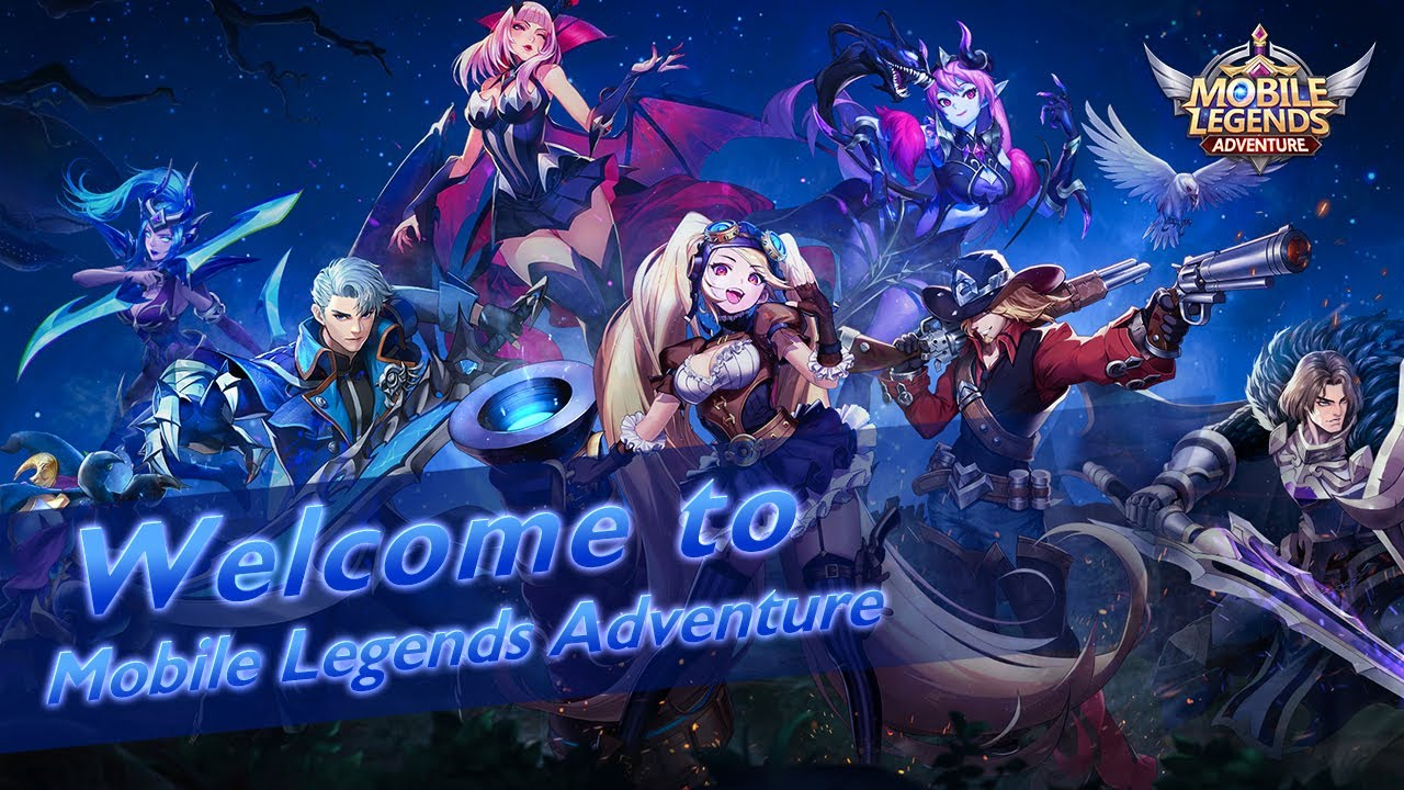 mobile legends adventure - let's open a new chapter