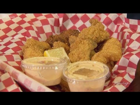 Catfish Corner In Seattle's Central District Serves Southern Food With Soul - KING 5 Evening