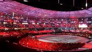 Video AUDIENCE VIEW Belaian Jiwa - Simon Justin, Jay Jay LIVE Closing SEA Games Kuala Lumpur 2017 download MP3, 3GP, MP4, WEBM, AVI, FLV Juni 2018