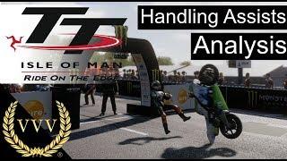 TT Isle of Man - Handling Assists Analysis