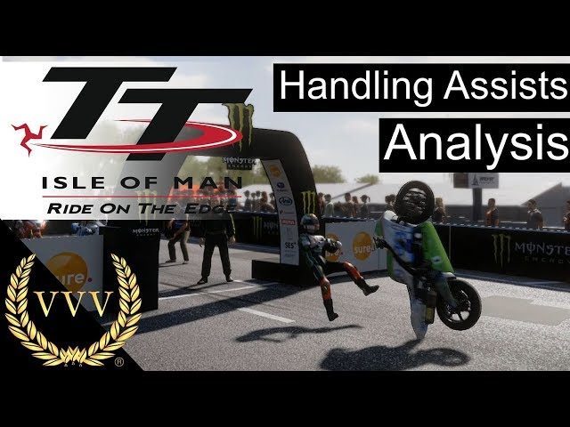 TT Isle of Man - Handling Assists Analysis