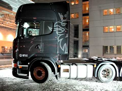 Truck Of The Year >> Scania Truck Of The Year 2010 Walkaround