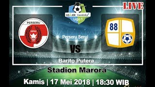 Download Video Link Live Streaming Perseru Serui vs barito Putera Liga 1 Tgl 17 Mei 2018 MP3 3GP MP4