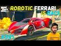 POWERFUL ROBOTIC FERRARI IS BACK FOR TREVOR | MEGA EPISODE | PART 2 GTA 5 | GTA5 GAMEPLAY #391